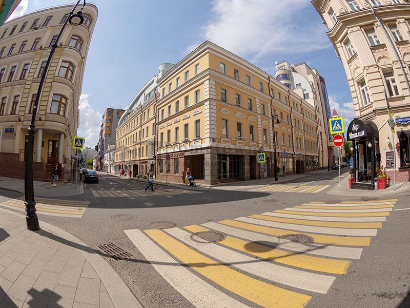 Комплекс зданий у м. Цветной Бульвар