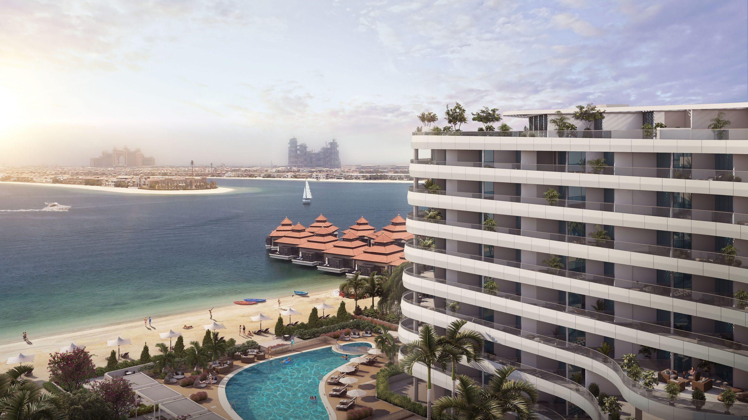 Mina — Palm Jumeirah, Dubai