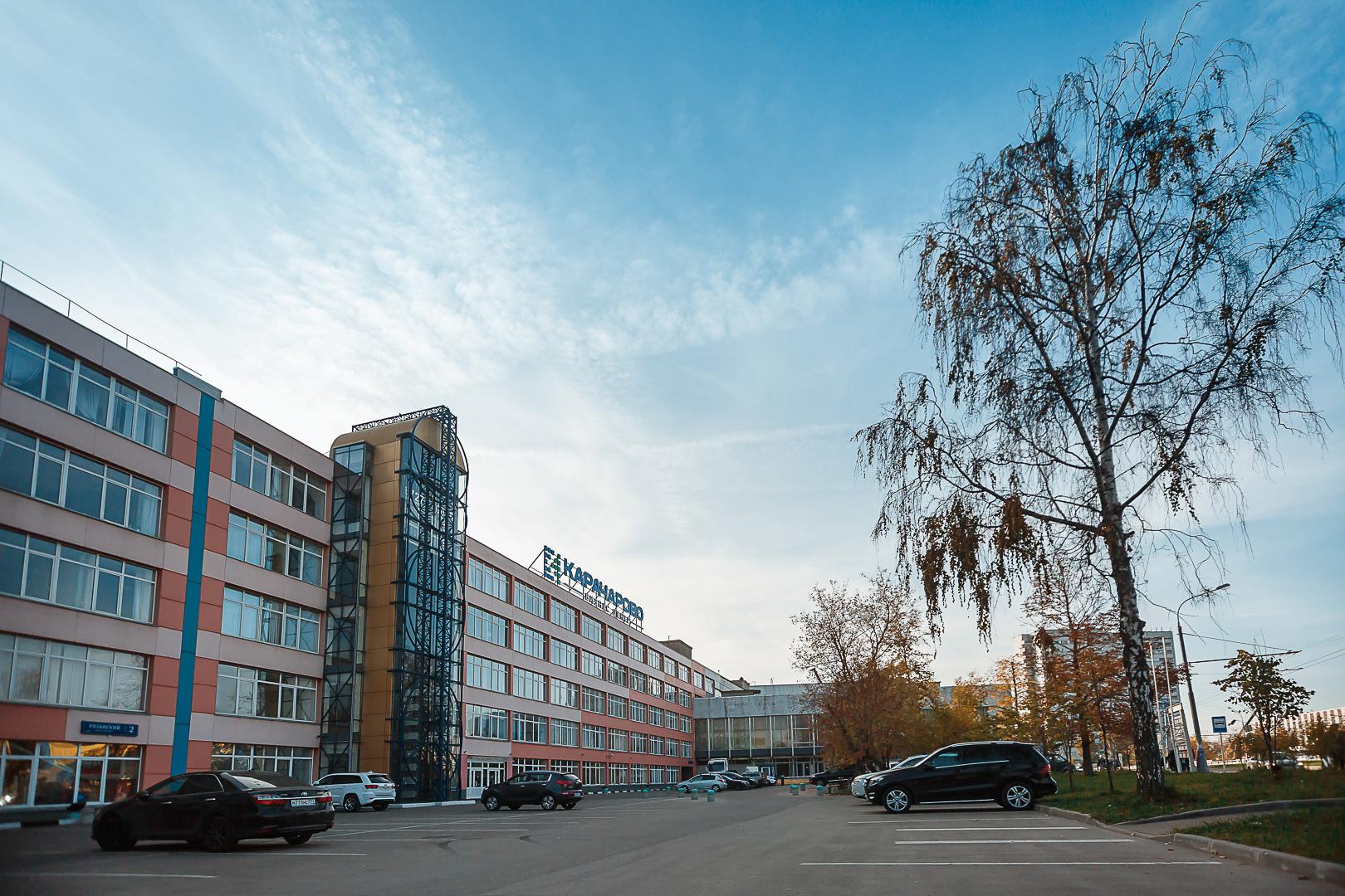 Офисы в БЦ Карачарово