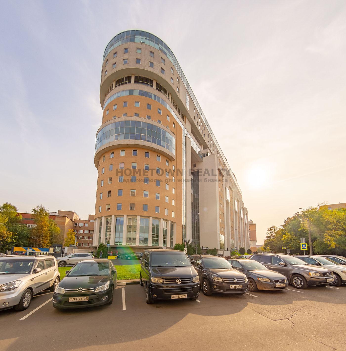 Офисы в БЦ «9 Акров » на Калужской
