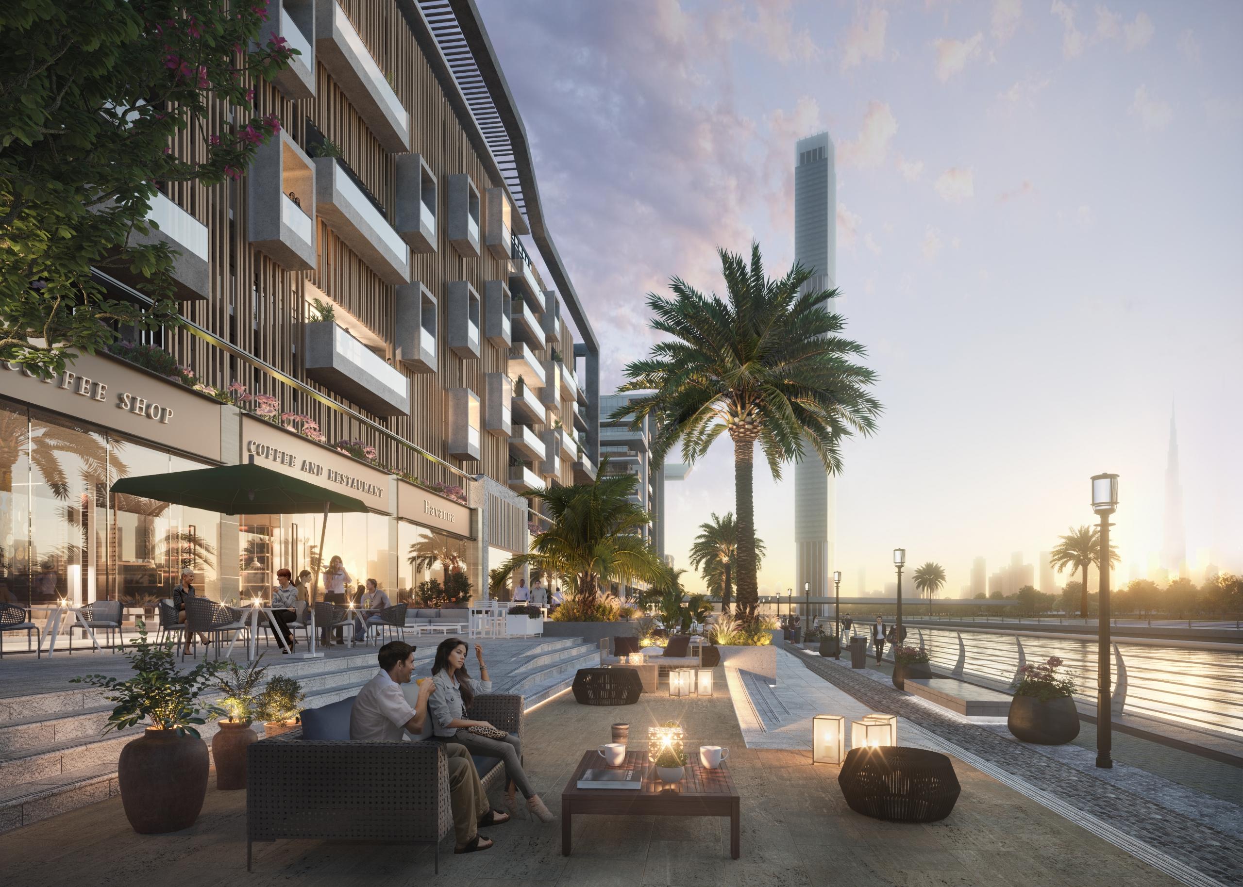 Riviera — Meidan, Dubai
